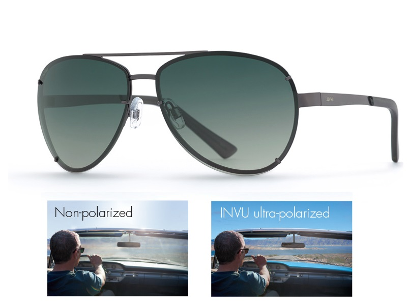 f29d915153 INVU ultra polarized sunglasses are priced from 40 Source · Prescription  Sunglasses from Allegro Optical Opticians Free 2nd pair