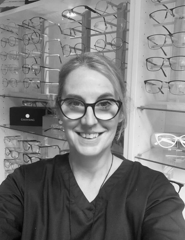 Charlotte Cassidy Dispensing Optician