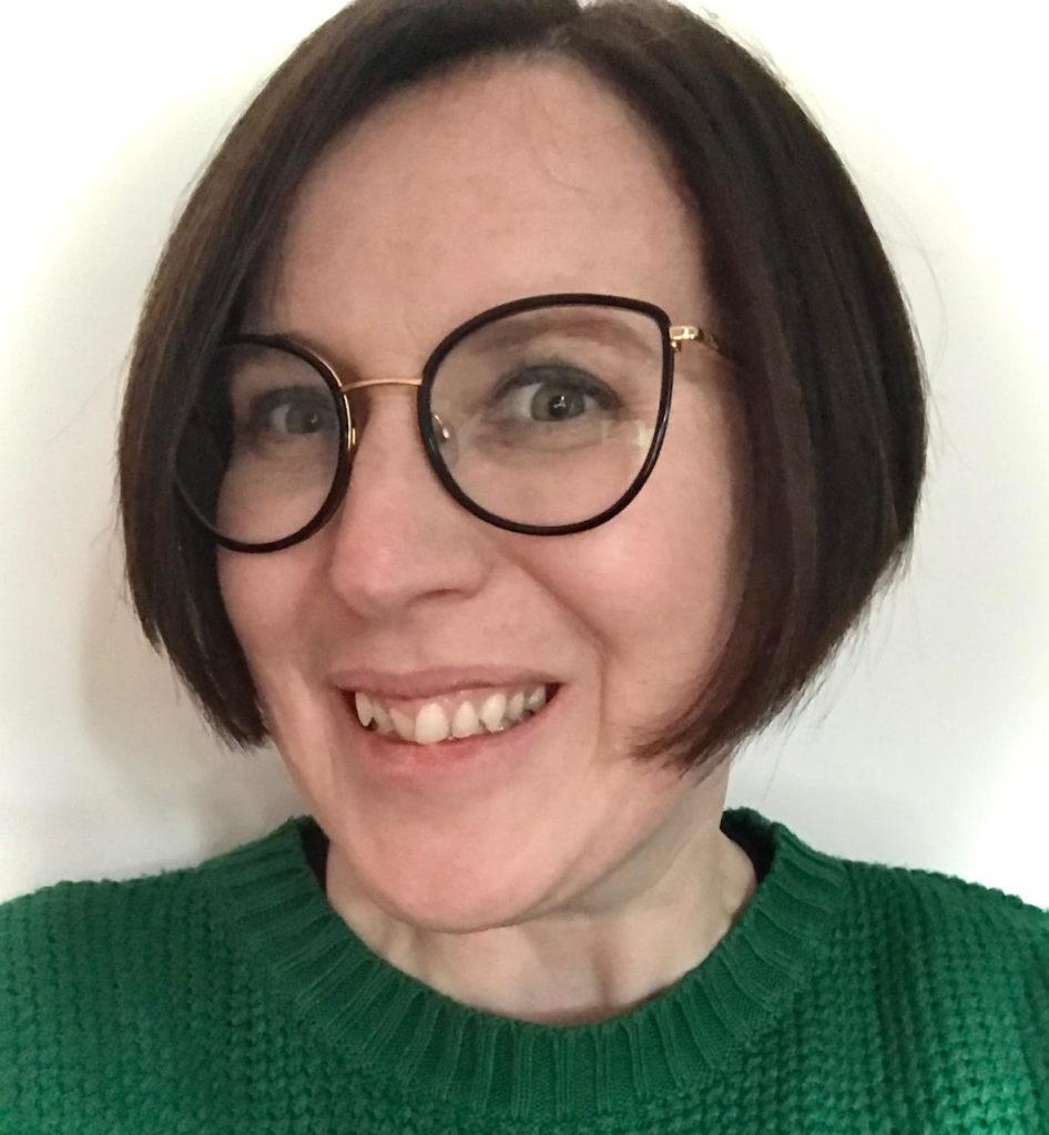 Nyree Hughes loves Caron Eyewear