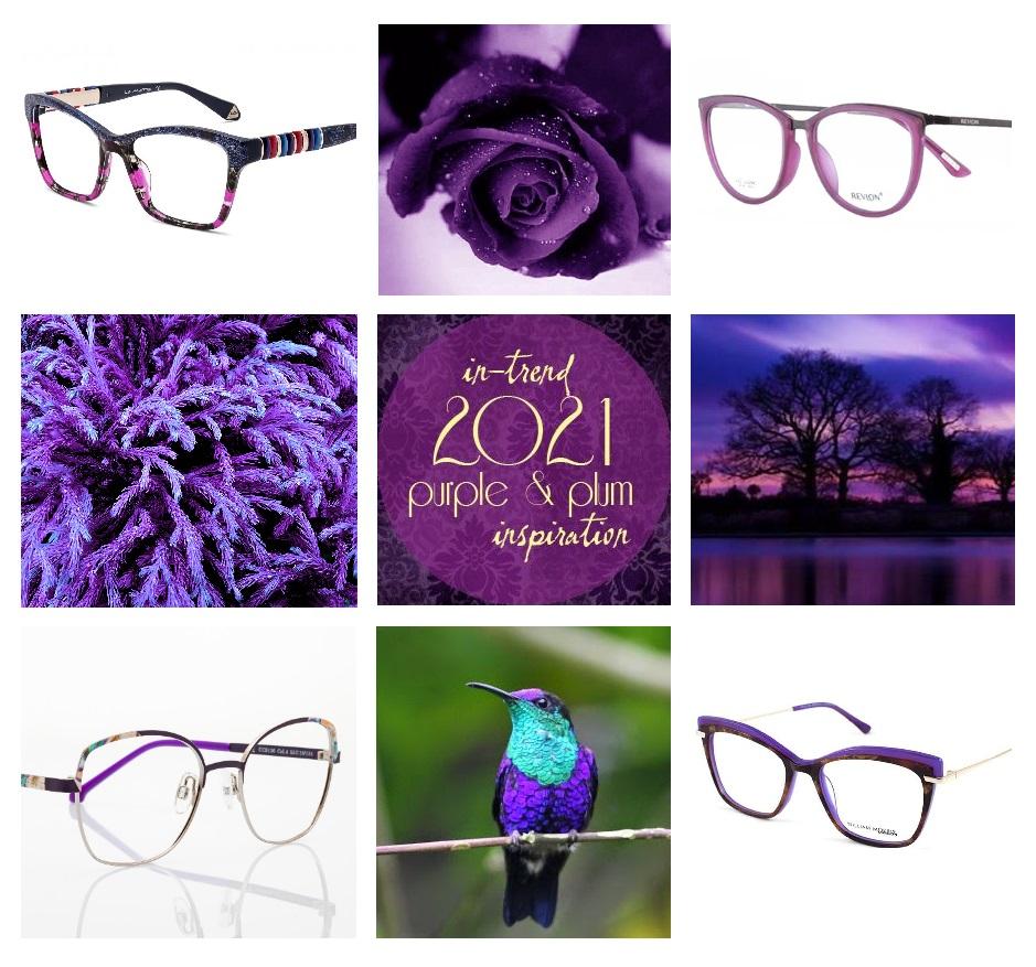 Passionate purple 2021