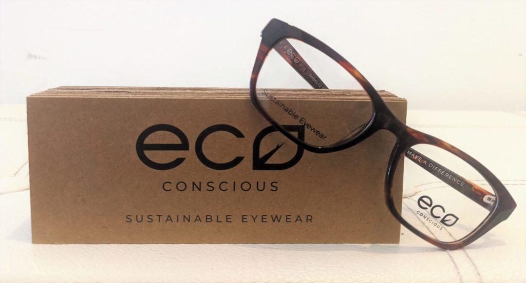 eco conscious eyewear by eyespace