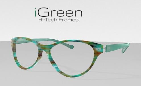 iGreen custom handmade frames