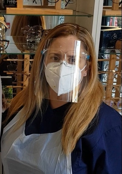 Kim Walker - Dispensing Optician Allegro Optical